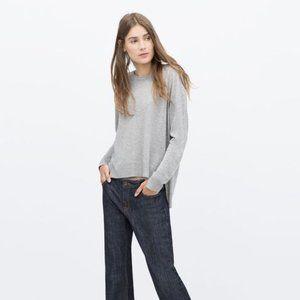 Zara | Side Slit Sweater